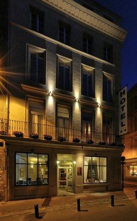 Acanthe Hotel : Hôtel -  façade 19ème