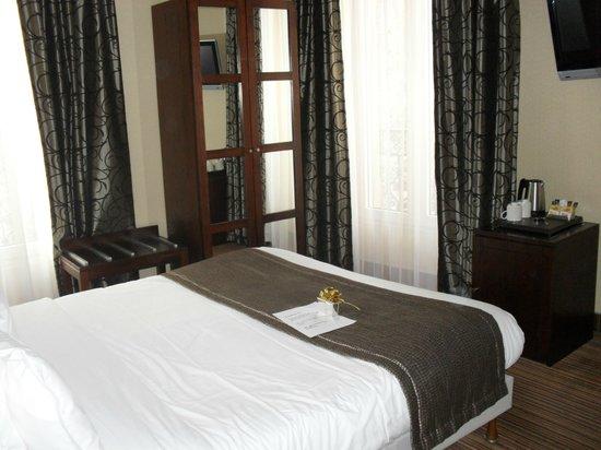Grand Hotel Francais: Room 33 privilegée for 2
