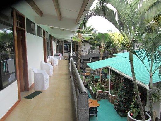 Hotel Fernandina: corredor
