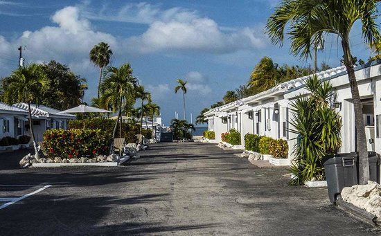 Blue Waters Motel: Feels like the Keys