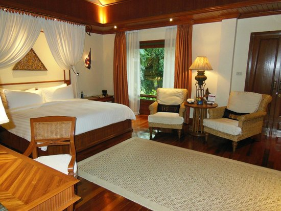 Four Seasons Resort Chiang Mai:                   Our lovely room
