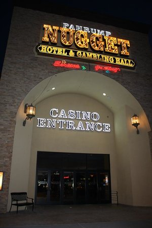 Pahrump Nugget Hotel and Gambling Hall: Pahrump Nugget