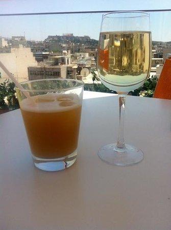 Novus City Hotel: dernier verre