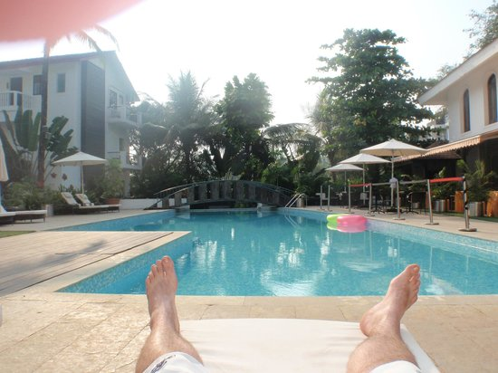 Kyriad Hotel Goa (formerly Citrus Goa): Swimming Pool