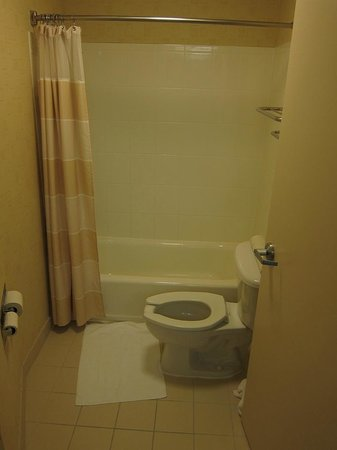 SpringHill Suites Galveston Island: BATHROOM