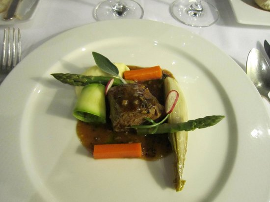 Los Guayres: New Year's Dinner - 5th course
