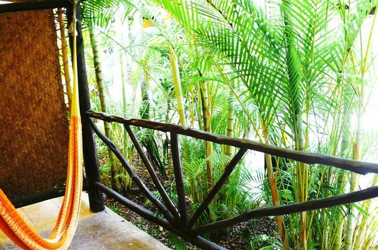 Hotel Playa del Karma: Hamaca :)