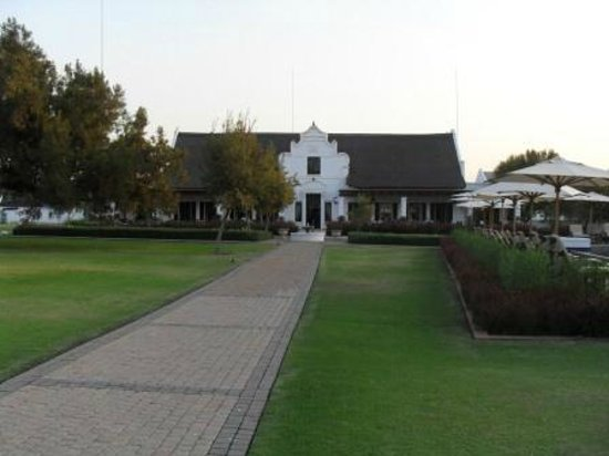 Kievits Kroon:                   Restaurant