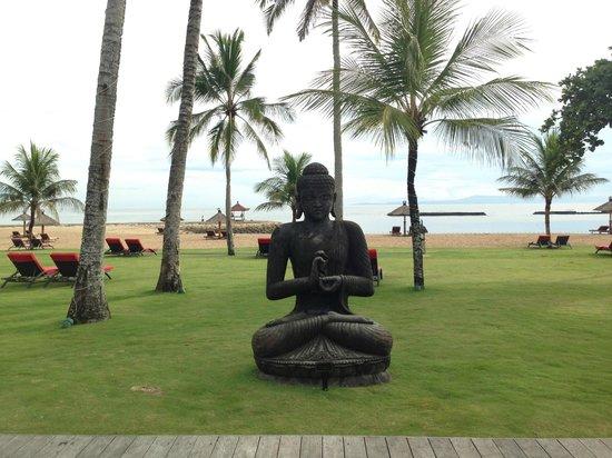 Club Med Bali: Espace plage