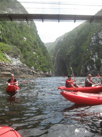 Untouched Adventures:                   Lilo and Kayak