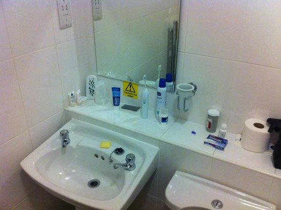 Best Western Crown Hotel: Bathroom