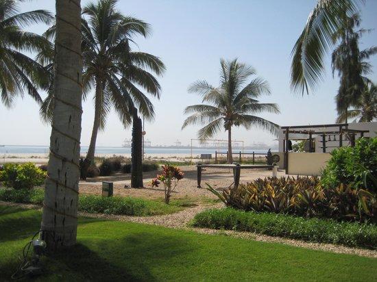 Hilton Salalah: De zeezijde