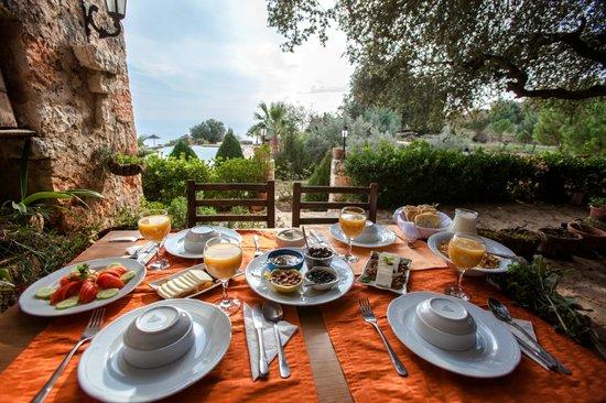 Hoyran Wedre Country Houses: Breakfast
