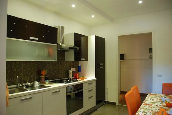 Marysol: Cucina