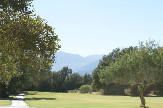 Furnace Creek Inn and Ranch Resort:                   Golf Course, Furnace Creek Ranch