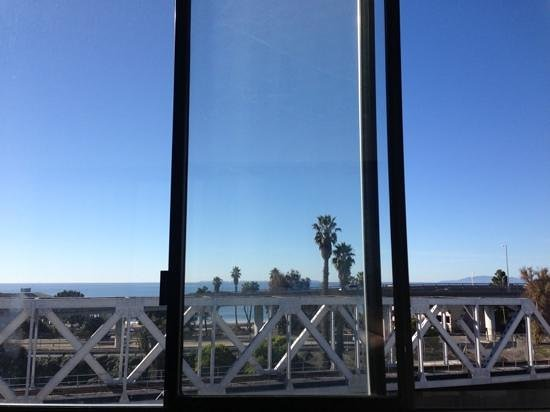 Country Inn & Suites By Carlson, Ventura:                   the balcony view