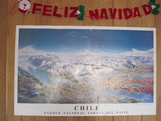 Big Bang Patagonia : lobby poster