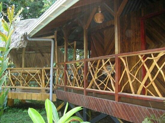 Hotel La Costa de Papito:                   bungalow
