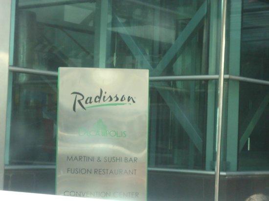 Radisson Decapolis Hotel Panama City: hotel