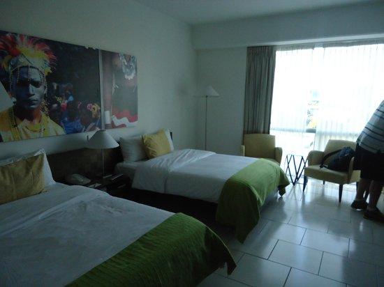Radisson Decapolis Hotel Panama City: hab
