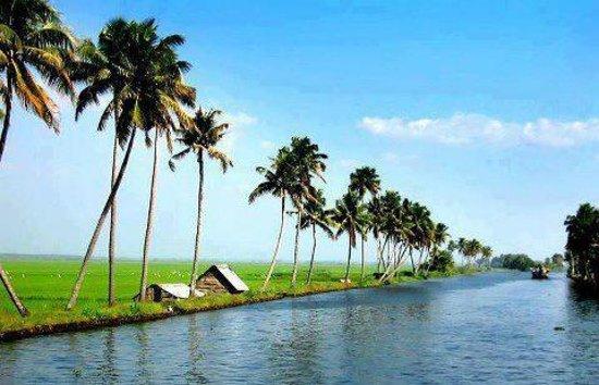 Aluva, อินเดีย: ALEPPEY- KERALA