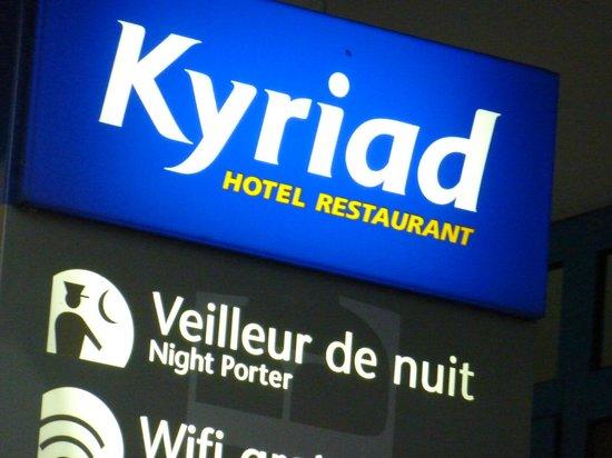 Kyriad Montbeliard - Sochaux : Extérieur