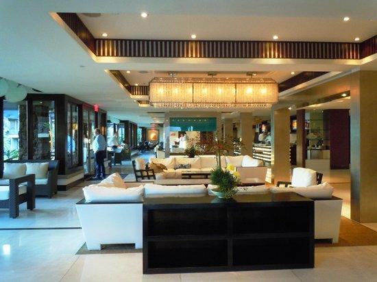 Koa Kea Hotel & Resort:                   Lobby area w/ Red Salt in the back