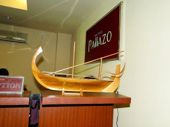Hotel Pallazo : doani