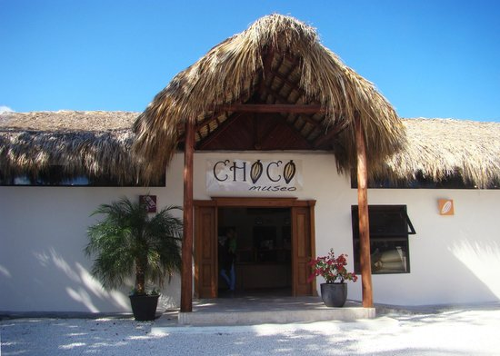 ChocoMuseo Punta Cana:                   Have a look inside ! It's worth it :)