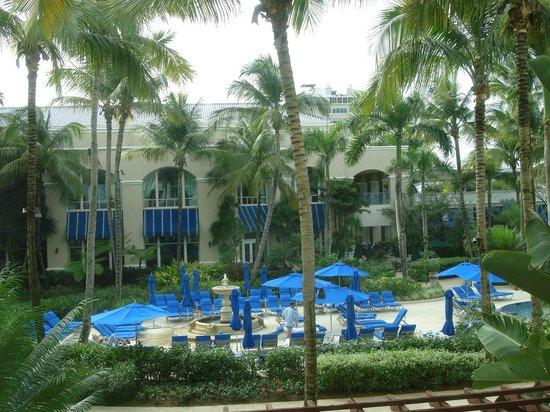 The Ritz-Carlton, San Juan: Vista desde la Habitacion