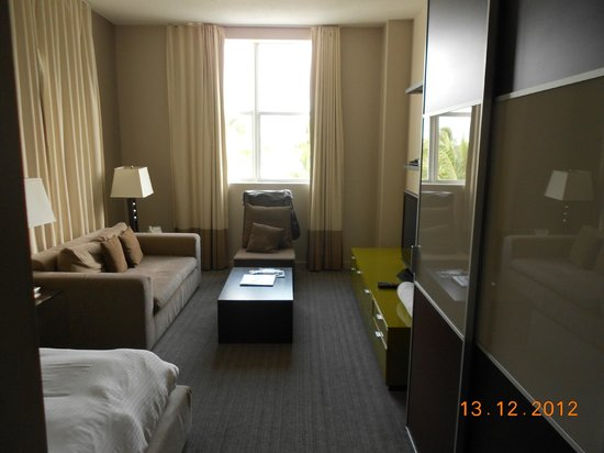 Marriott Vacation Club Pulse, South Beach: Habitacion