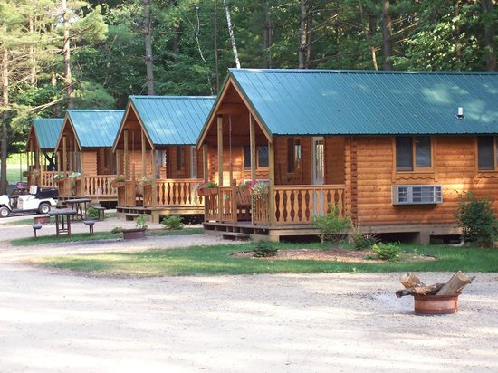 Yogi Bear's Jellystone Park Camp-Resort: Chalets