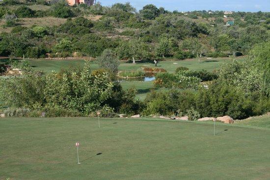 Quinta dos Poetas: golf