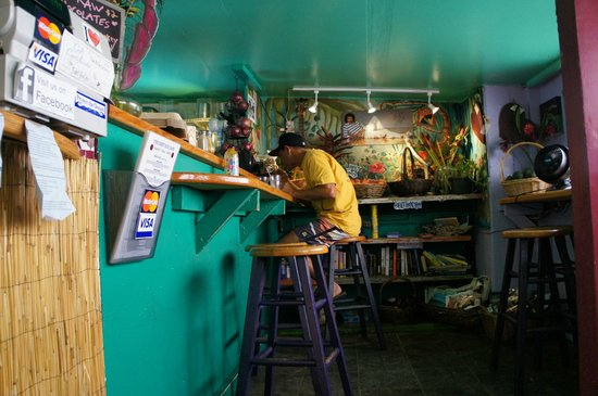 Beet Box Cafe: 店内