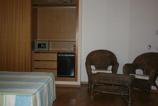 Quinta dos Poetas: room