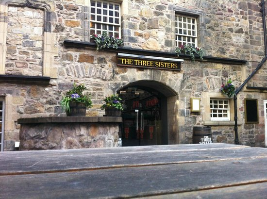 Nice Restaurants For A Date In Edinburgh
