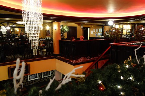Henry's Cafe Bar: Bar