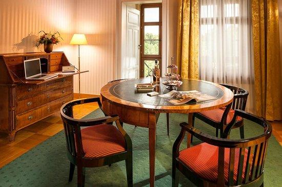 Dorint Am Goethepark Weimar: Suite Syndicate