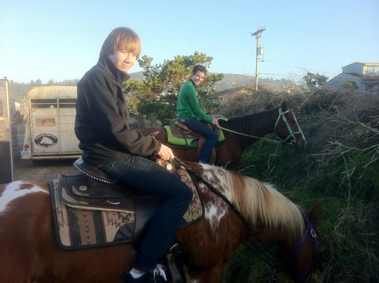 Green Acres Equestrian Center: Kyle and Torin