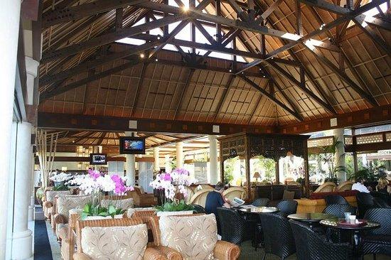 One Of The Restaurants Picture Loews Royal Pacific Resort At Universal Orlando Tripadvisor