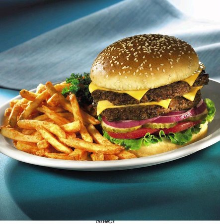 Denny's : Burger