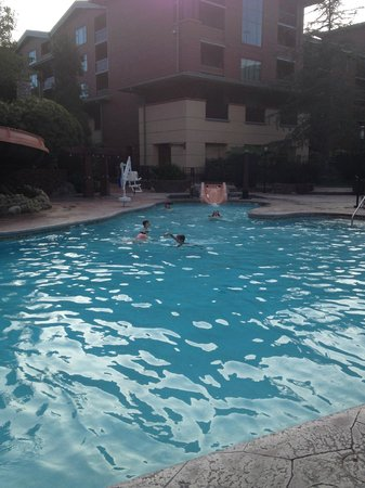 ‪‪Disney's Grand Californian Hotel & Spa‬: Pool‬