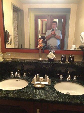 Disney's Grand Californian Hotel & Spa: BAth