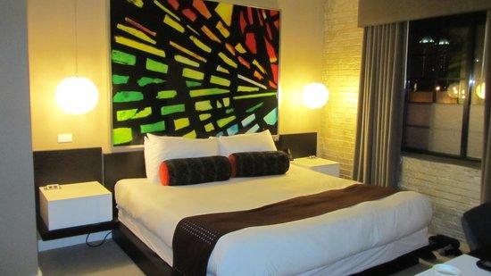 Hotel Ignacio: King Room