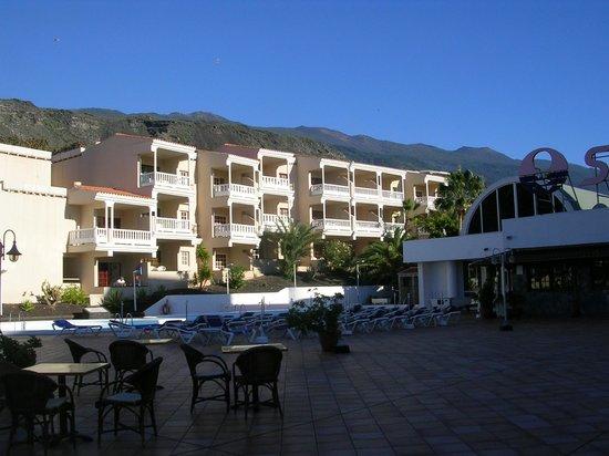 Sol La Palma Apartments by Melia: Apartment block
