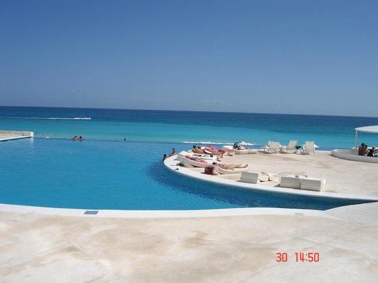 Bel Air Collection Resort & Spa Cancun: vistas