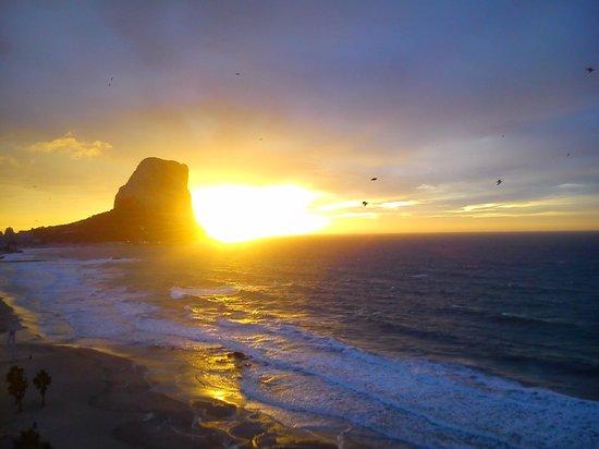 Gran Hotel Sol y Mar: Amancer en Calpe
