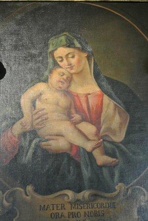 Chiesa di S.Vincenzo: affresco