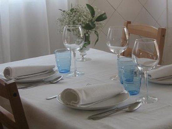 Bar Camacho: mesa
