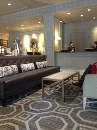 Loews Madison Hotel: lobby